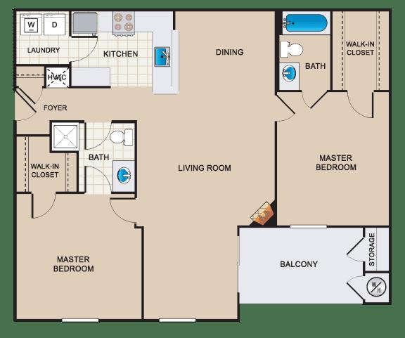 Floor Plan  Sequoia w/ Sunroom